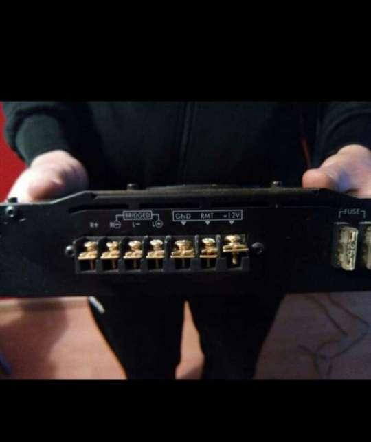 Imagen producto Etapa amplificador ZOMAX  2