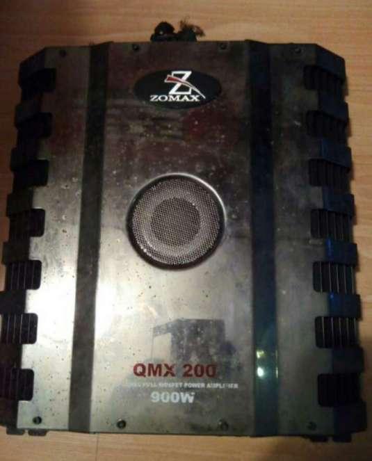 Imagen Etapa amplificador ZOMAX