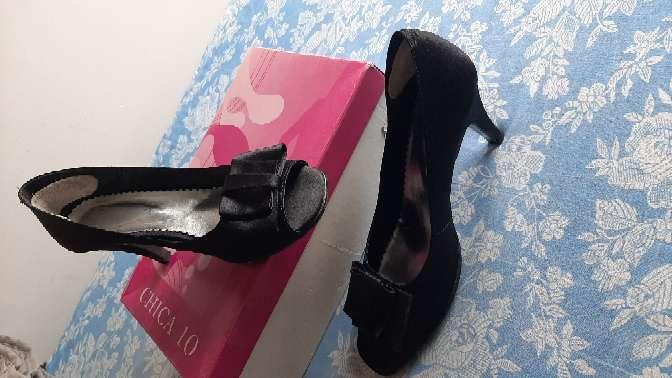 Imagen producto Zapatos de tacon con lacito 3