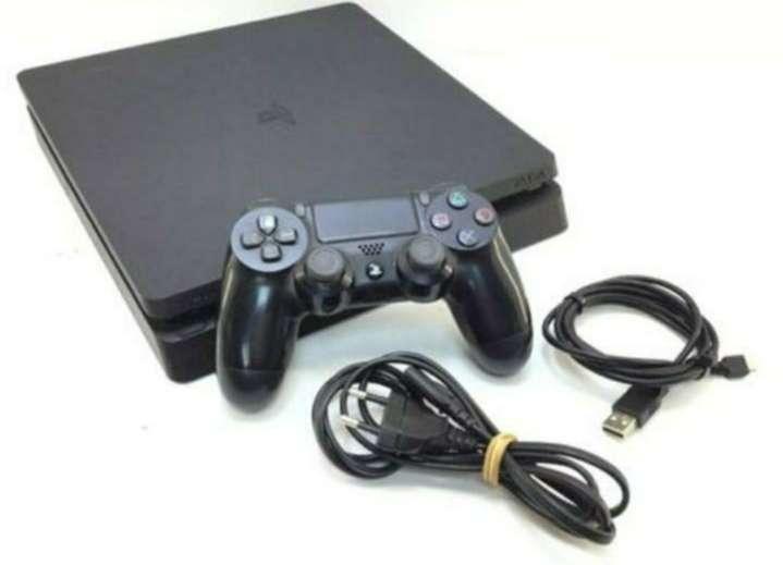 Imagen Play Station 4, Sony Ps4 Slim 500GB Con Mando