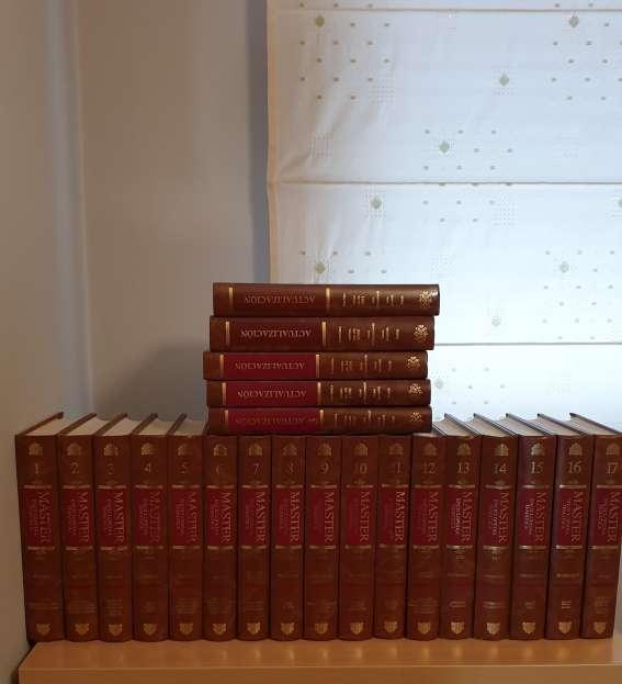 Imagen enciclopedia tematica Master