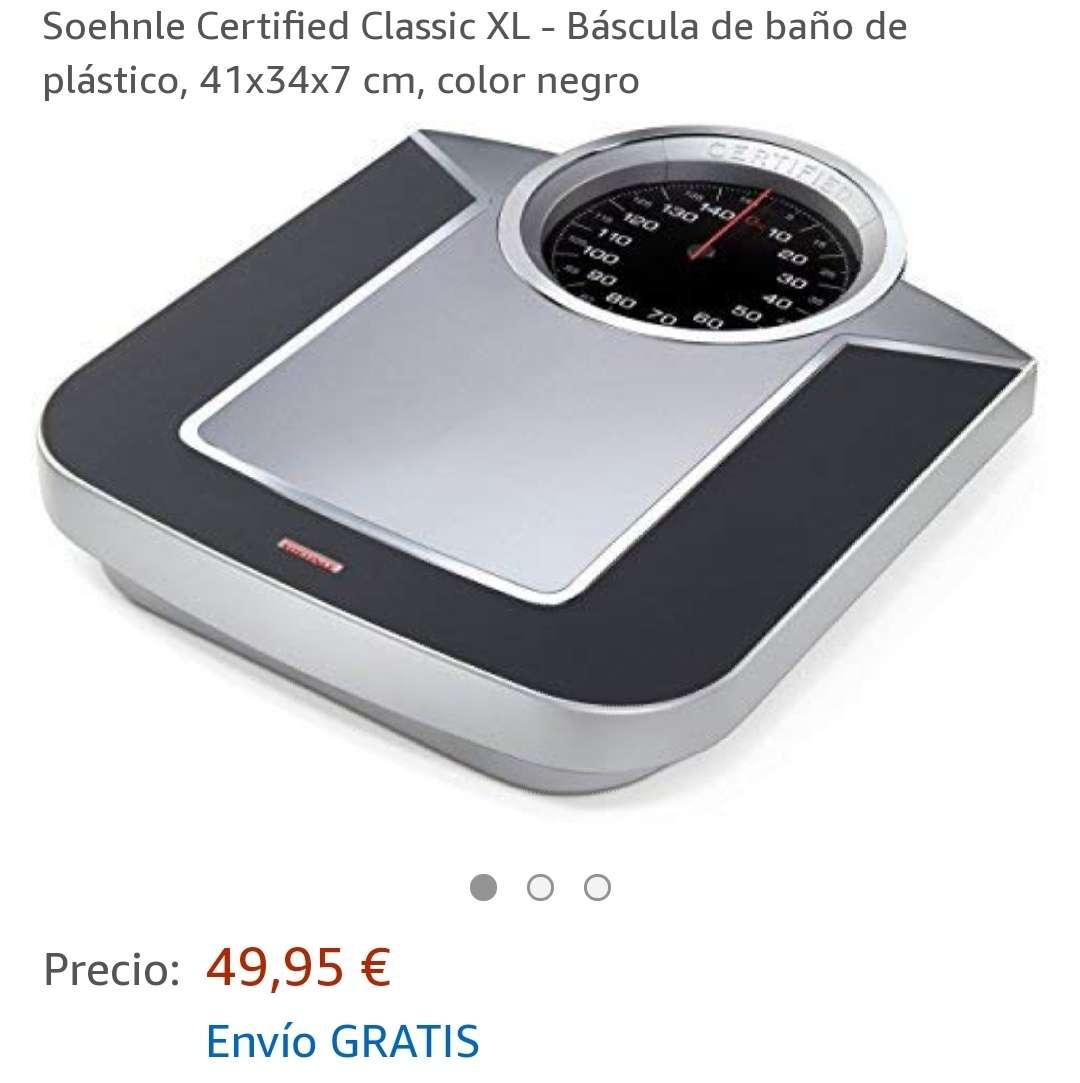 Imagen producto Báscula De Baño 2