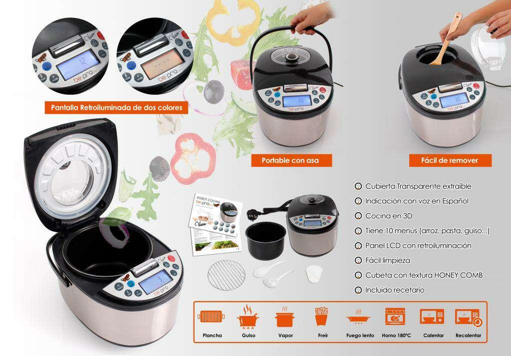 Imagen producto Robot de Cocina 7