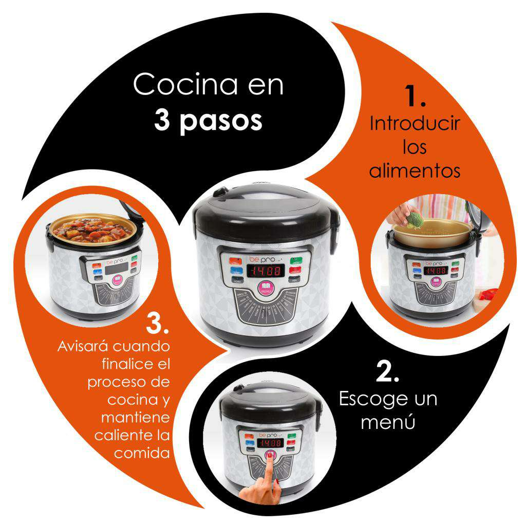 Imagen producto Olla Programable 7