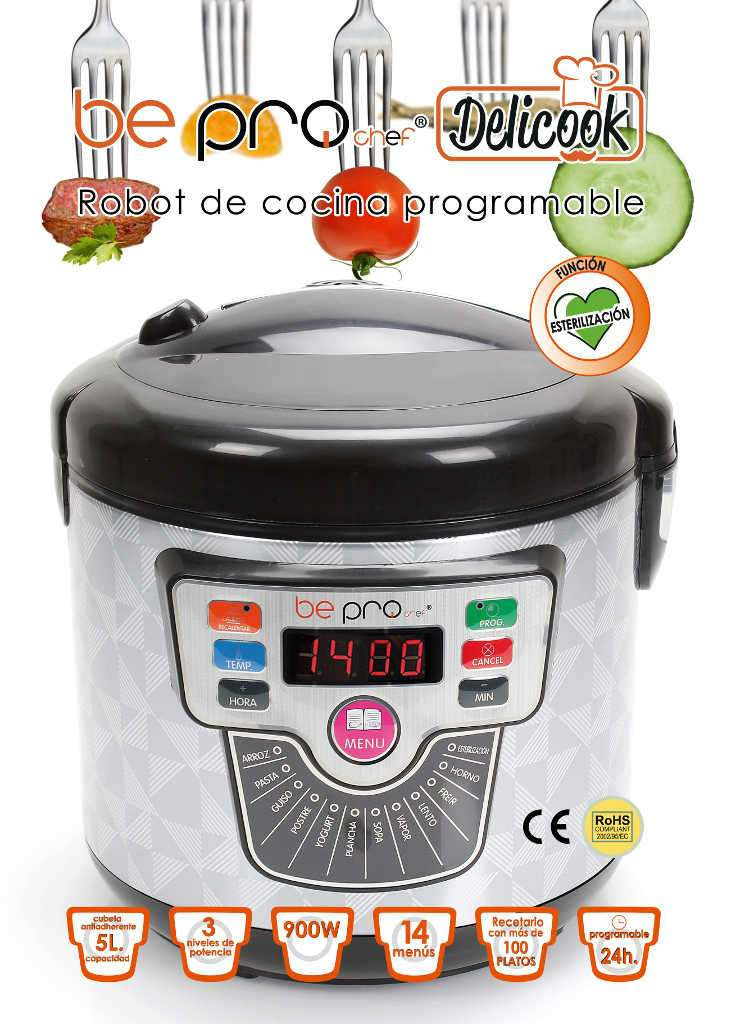 Imagen producto Olla Programable 8