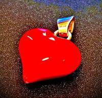 Imagen Colgante corazón Esmaltado