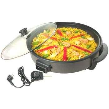 Imagen producto Pizza pan de piedra asador paellero 4