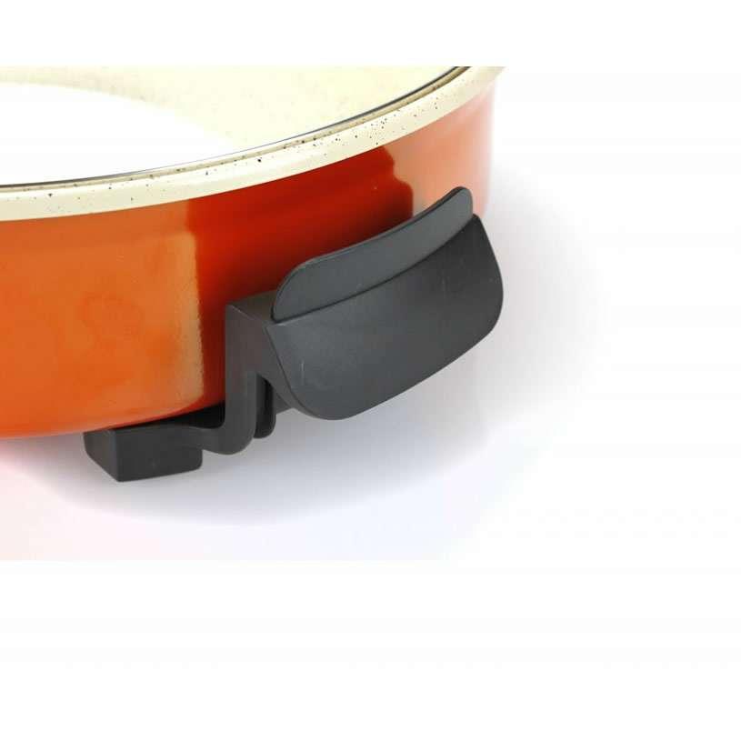 Imagen producto Asador paellero electric 2