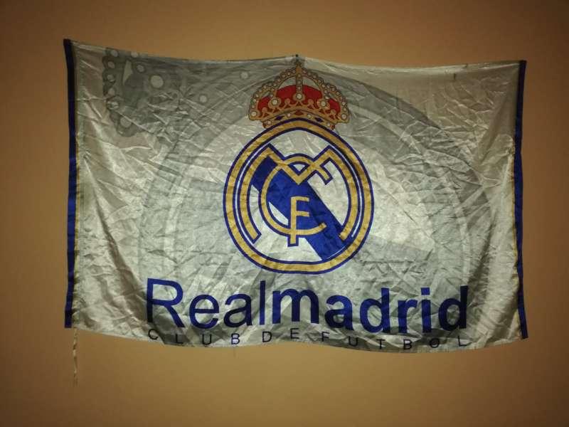 Imagen producto Bandera Real Madrid 2
