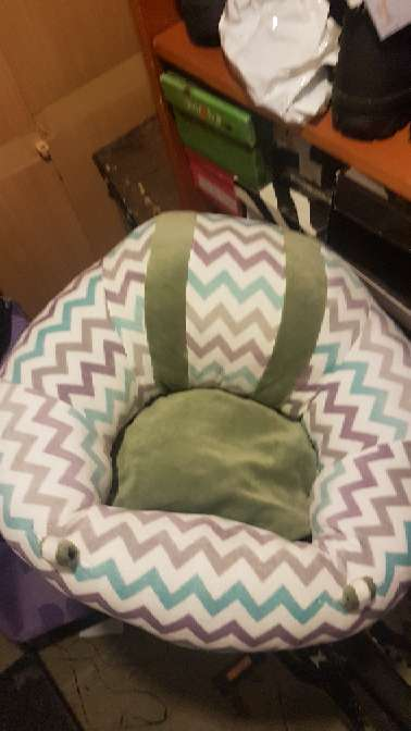 Imagen asiento de bebe