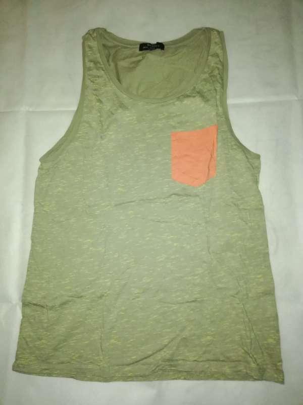 Imagen producto Lote De 4 Camisetas Sin Mangas Bershka Y Más 4