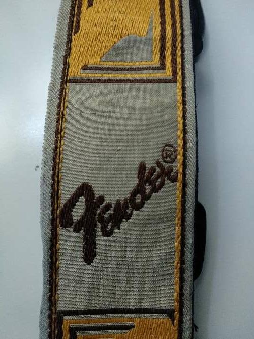 Imagen producto Correa Fender clásica nueva 3