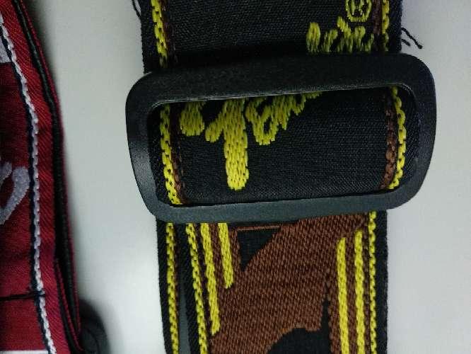 Imagen producto Correa Fender clásica nueva 6