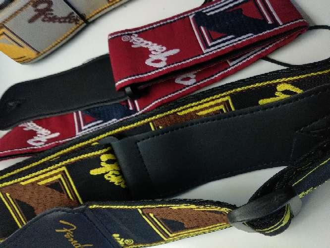 Imagen producto Correa Fender clásica nueva 4