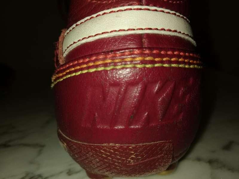 Imagen producto Zapatillas NIKE Ronaldinho Número 36.5 8