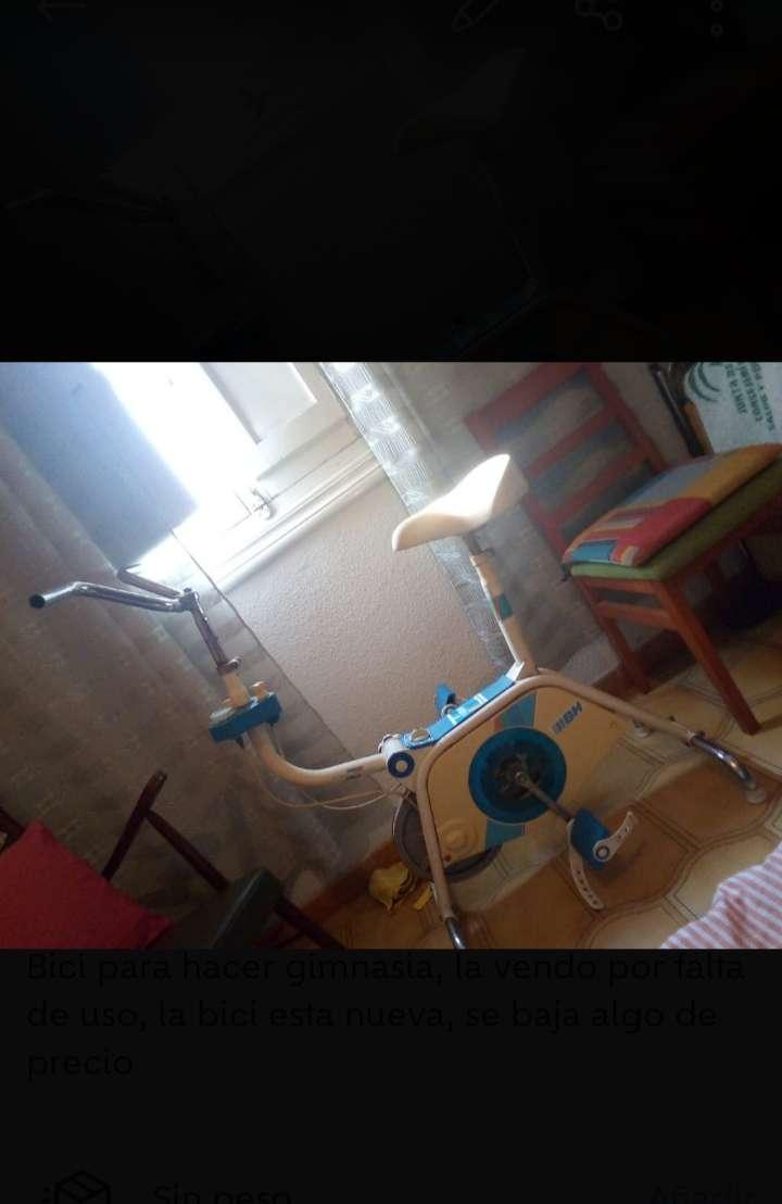 Imagen Bicicleta de gimnasia