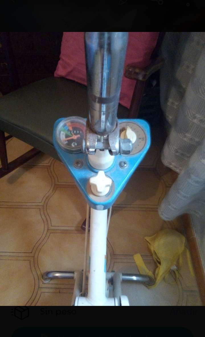 Imagen producto Bicicleta de gimnasia 2