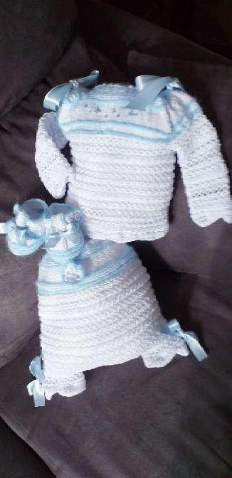 Imagen conjunto de perle blanco