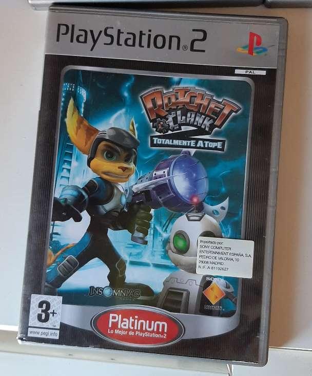 Imagen producto Juegos PS2 2