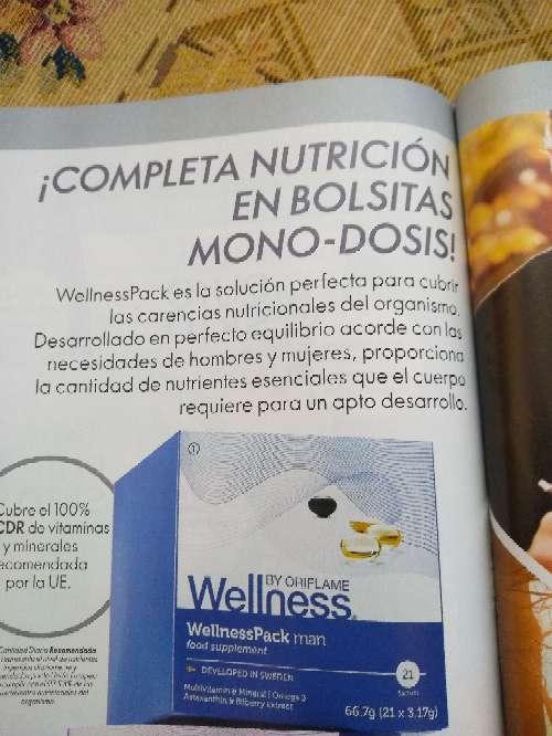 Imagen WellnessPack Hombre