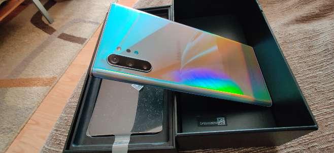 Imagen Samsung Galaxy note 10 +