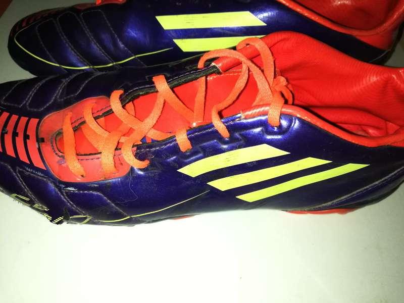 Imagen producto Zapatillas ADIDAS F50 de Fútbol Número 42 4