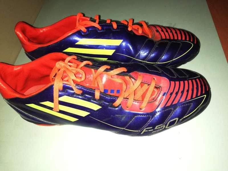 Imagen producto Zapatillas ADIDAS F50 de Fútbol Número 42 3