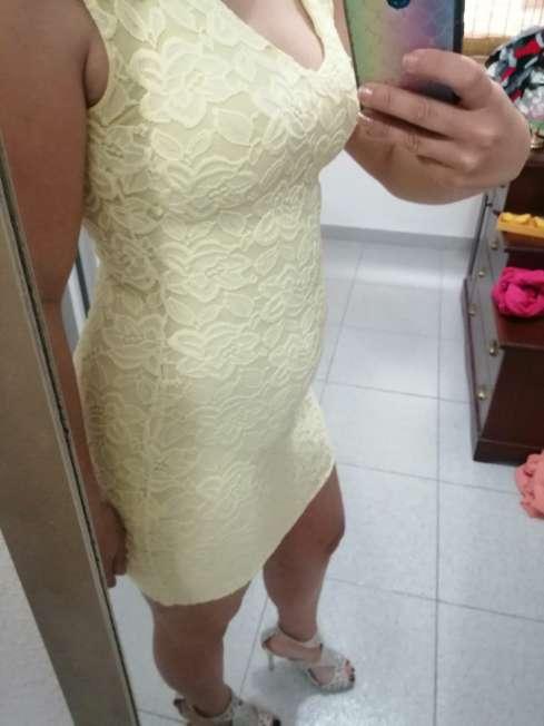Imagen producto Vestido encaje 1