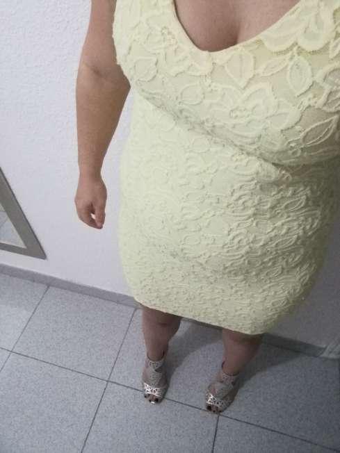 Imagen producto Vestido encaje 4