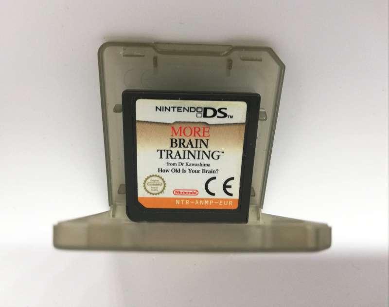 Imagen producto More Brain Training Para Nintendo DS 2