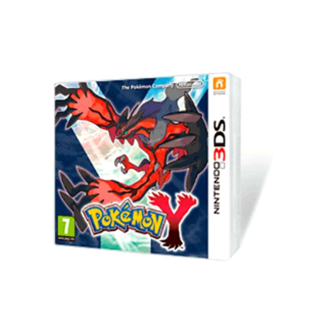 Imagen Pokémon Y Para Nintendo 3DS