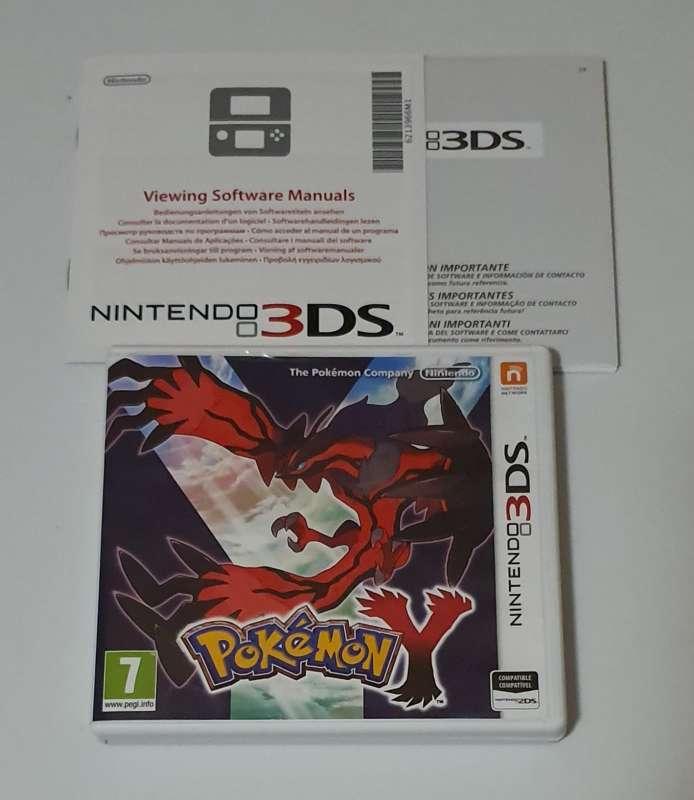 Imagen producto Pokémon Y Para Nintendo 3DS 2