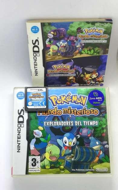 Imagen producto Pokémon Mundo Misterioso Exploradores Del Tiempo 2