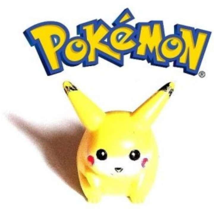 Imagen Pikachu Grande Tomy 1997