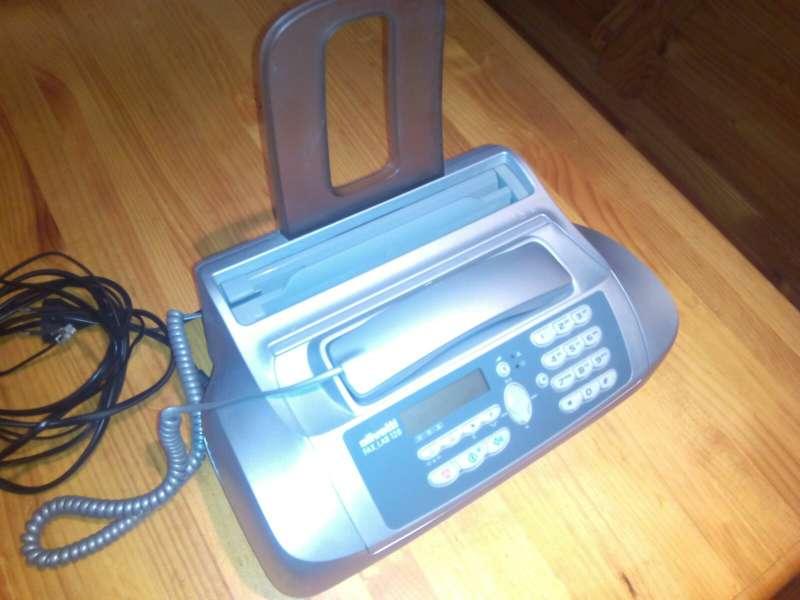 Imagen Teléfono, fax y contestador