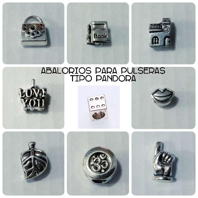 Imagen Abalorios para pulseras tipo Pandora 1 €