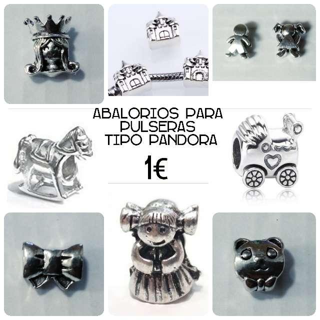Imagen abalorios bebé para pulseras tipo Pandora 1 €