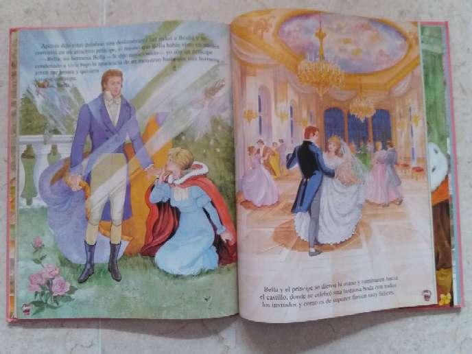 Imagen producto Libro con 6 cuentos de princesas 2
