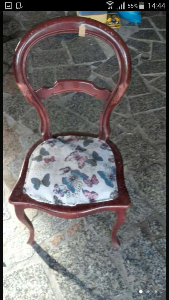 Imagen silla antigua ver fotos.