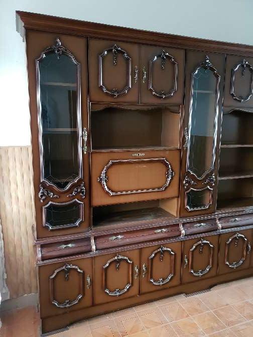 Imagen producto Mueble salon barnizado 6