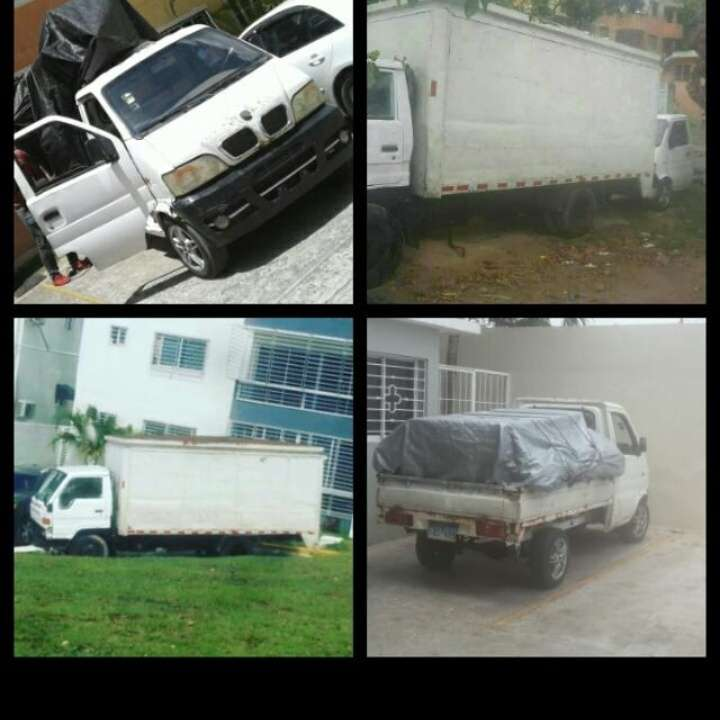 Imagen acarreo Santo Domingo   whtsapp