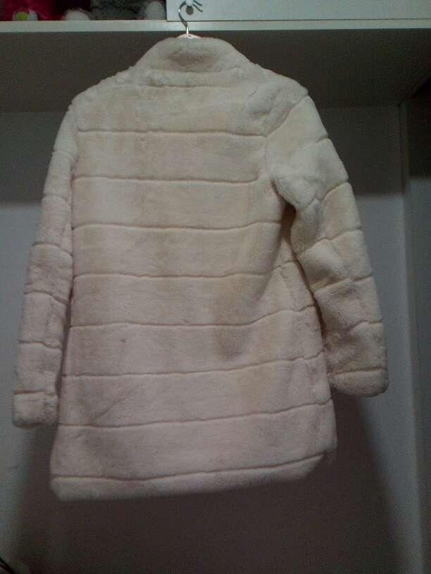 Imagen Abrigo blanco