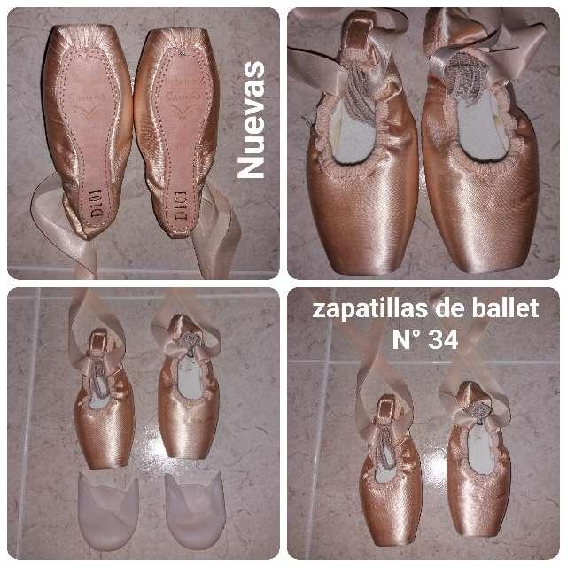 Imagen Zapatillas - puntas de ballet n°34