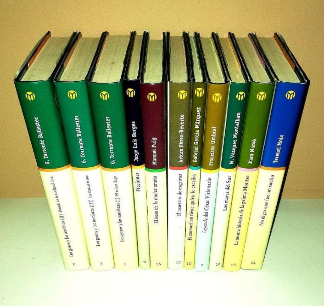 Imagen producto 11 Libros De Biblioteca El Mundo 4