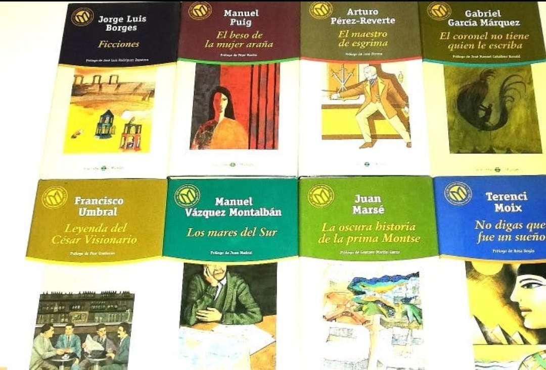 Imagen producto 11 Libros De Biblioteca El Mundo 2