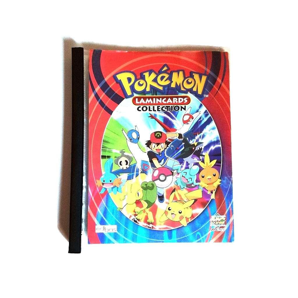 Imagen Pokémon Colección Completa Álbum Lamincards 2006
