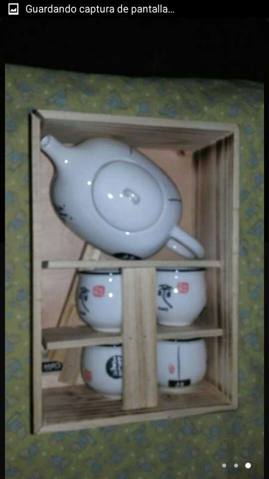 Imagen producto Juego de sake sin usar. 3