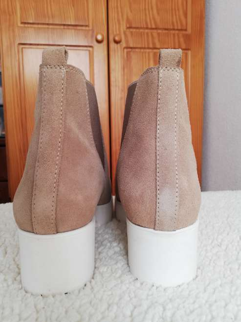 Imagen producto Chelsea Boots /Botines Mujer  1