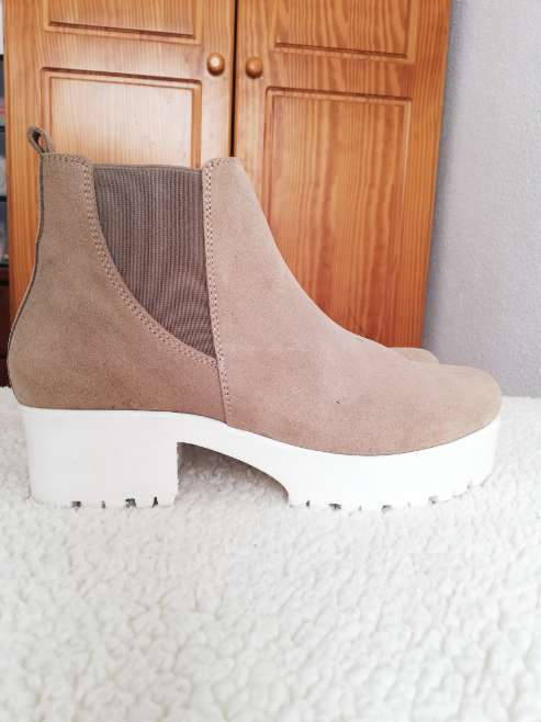 Imagen producto Chelsea Boots /Botines Mujer  6
