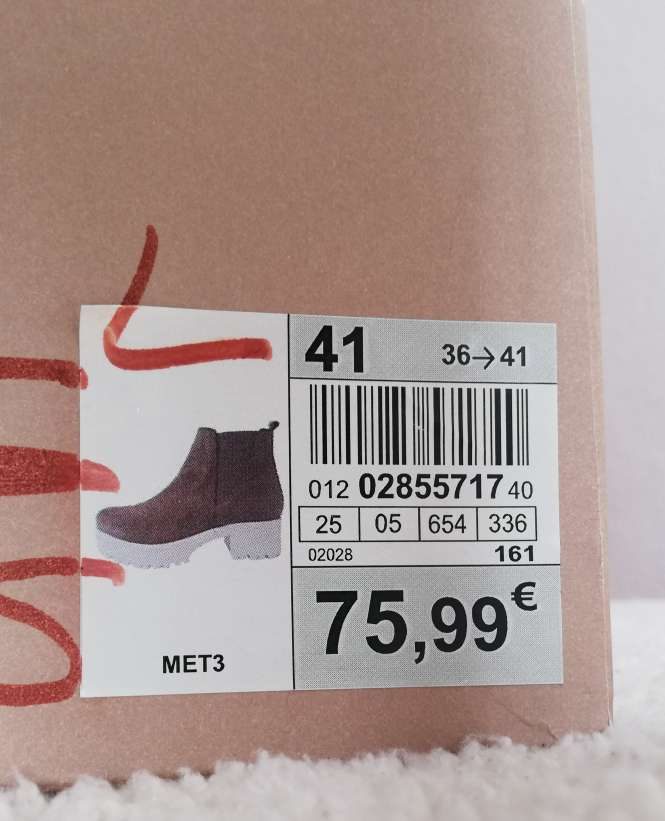 Imagen producto Chelsea Boots /Botines Mujer  2